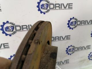 Тормозной диск передний Skoda