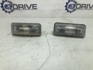 Запчасть фонарь подсветки номера Subaru Impreza 2007 - 2011