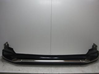Спойлер бампера передний Lexus LX 2016>