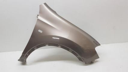 Крыло переднее правое Nissan Qashqai Рестайлинг
