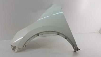 Крыло переднее левое Nissan Qashqai