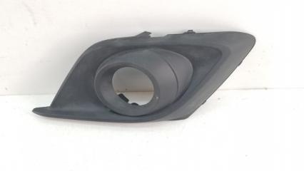 Запчасть окантовка птф передняя правая Mazda 3 2013
