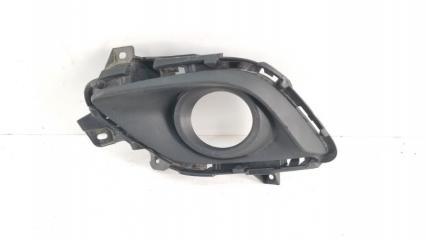 Запчасть окантовка птф передняя левая Mazda 6 2012-