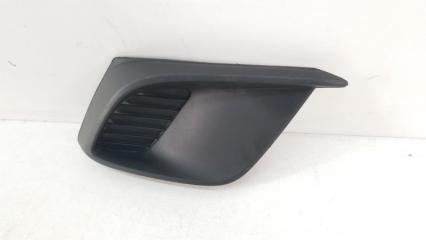 Запчасть окантовка птф передняя правая Mazda 3 2013-