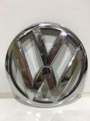 Запчасть эмблема передняя Volkswagen Polo
