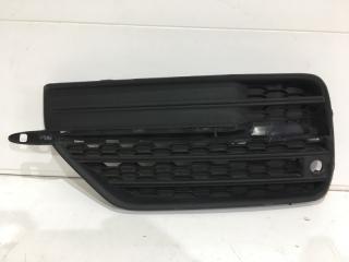 Запчасть решетка бампера передняя левая Volvo XC90 2015-