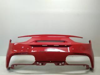Запчасть бампер задний Ferrari 488 GTB 2015-