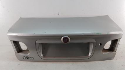 Запчасть крышка багажника задняя Fiat Albea 2002-2012