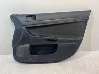 Запчасть обшивка двери передняя правая Mitsubishi Lancer 2007-2010