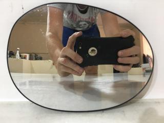 Запчасть зеркальный элемент правый Citroen C1 2005-2014