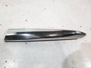 Запчасть накладка бампера передняя левая Jaguar XF 2015-2018