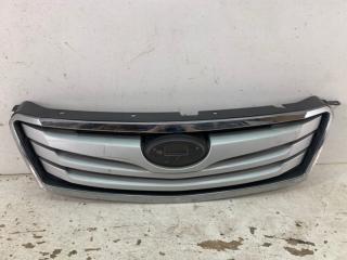 Запчасть решетка радиатора передняя Subaru Legacy Outback 2010-2014