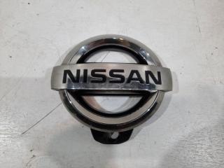 Запчасть эмблема передняя Nissan Patrol 2010-