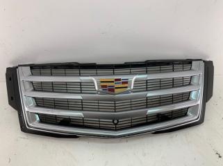 Запчасть решетка радиатора Cadillac Escalade 2014-