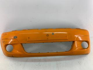 Запчасть бампер передний Daewoo Matiz 2001-