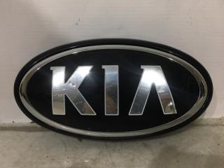 Запчасть эмблема решетки радиатора Kia Sorento Prime 2017-