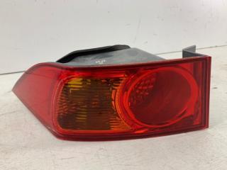 Запчасть фонарь задний левый Honda Accord 2003-2005