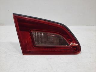 Запчасть фонарь в крышку багажника задний левый Infiniti G35
