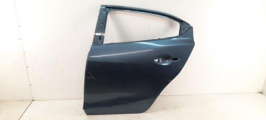 Дверь Mazda 3 BM 2013 задн. лев.