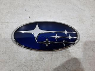 Запчасть эмблема передняя Subaru Legacy Outback 2015-