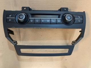 Блок управления климат-контролем BMW X5 2008