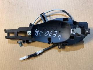 Механизм ручки двери задний левый BMW X5 2008