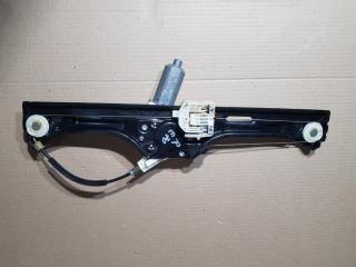 Механизм стеклоподъемника задний правый BMW X5 2008