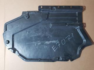 Защита топливного бака BMW X5 2010