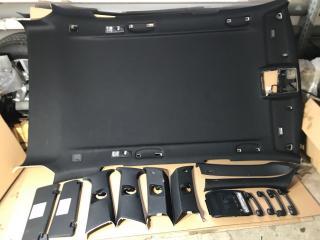 Черный потолок. Полный комплект BMW X5 2011