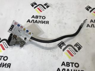 Запчасть минусовой провод аккумуляторной батареи BMW X1 2015