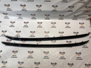 Комплект рейлингов на крышу BMW X1 2015