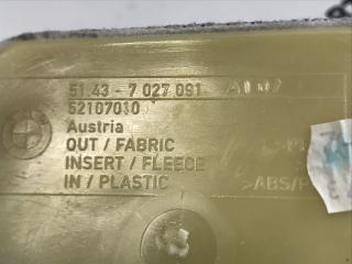 Обшивка стойки задняя левая 5-Series 2004 E60 M54B25