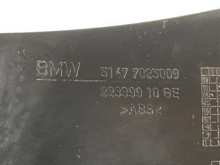 Накладка на порог задняя левая 5-Series 2004 E60 M54B25