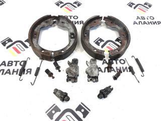 Тормозные колодки BMW X5 2011