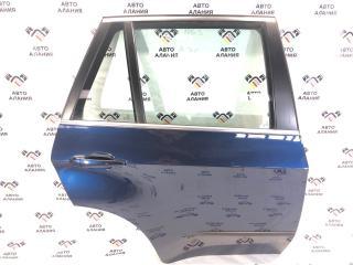Дверь задняя правая BMW X5 2011