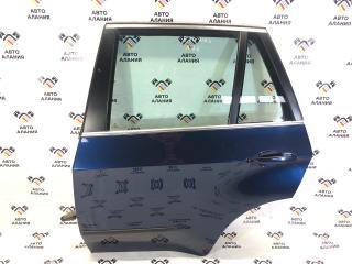 Дверь задняя левая BMW X5 2011