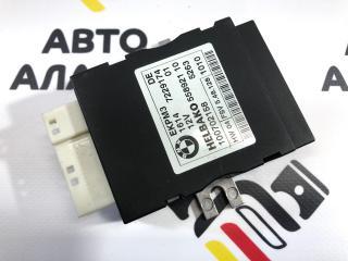 Блок управления топливным насосом BMW X5 2011