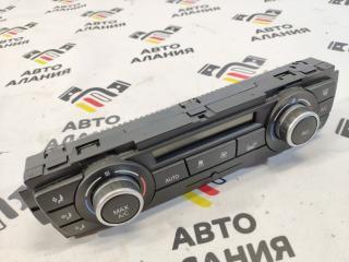 Блок управления климат-контролем BMW X1 2013