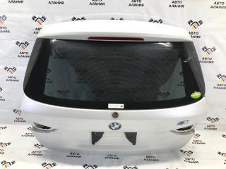 Дверь багажника задняя BMW X1 2010