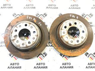 Тормозной диск задний BMW X1 2011