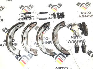 Тормозные колодки заднее BMW X1 2011