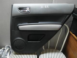 Запчасть обшивка дверей задняя правая Nissan X-Trail 2007