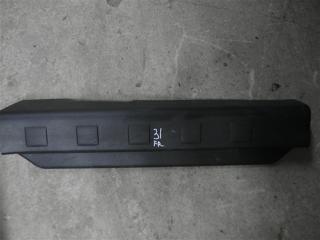 Запчасть накладка на порог передняя правая Nissan X-Trail 2007