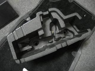 Запчасть обшивка багажника Nissan X-Trail 2007