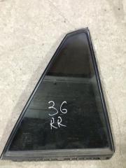Запчасть стекло двери заднее правое Toyota Harrier 2005