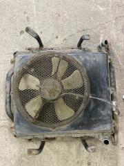 Радиатор охлаждения двигателя Toyota Hiace 1996 KZH106W 1KZ-FE контрактная