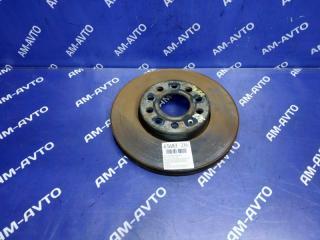 Запчасть диск тормозной передний правый AUDI A3 2010