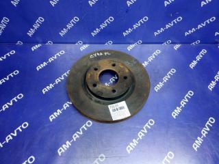 Запчасть диск тормозной передний левый MITSUBISHI LANCER 2008