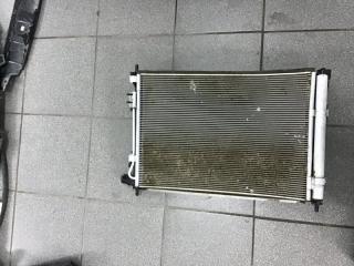 Радиатор кондиционера Hyundai Solaris 2011-2017