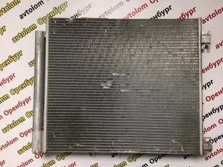 Радиатор кондиционера Nissan Qashqai 2013-